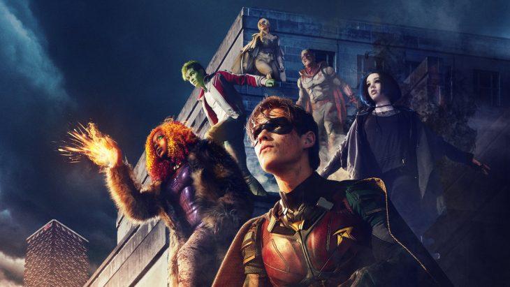 Titanes: Temporada 2