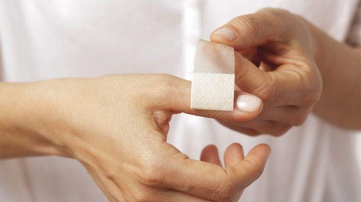 dedo cortado