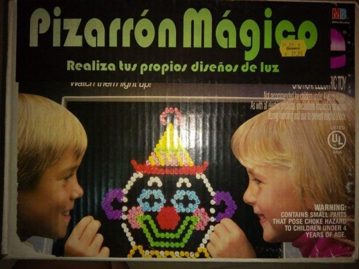 juguetes infancia