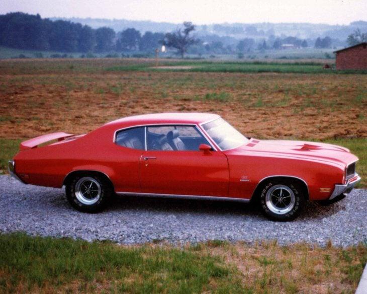 Buick Gran Sport 1977