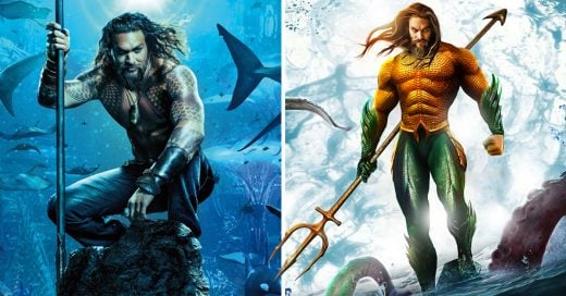 COVER AQUAMAN
