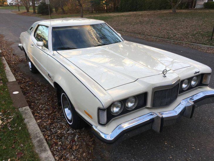 Mercury Cougar 1974