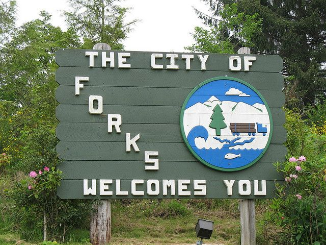 forks washington
