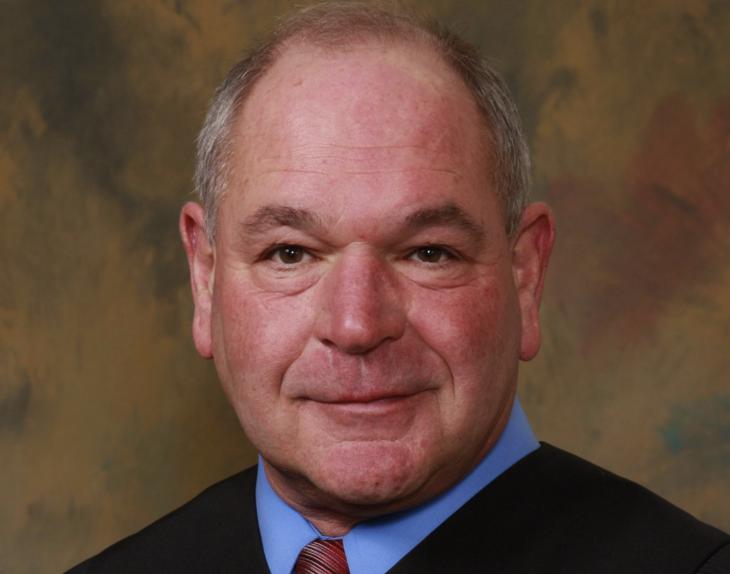 Judge Michael Cicconeti