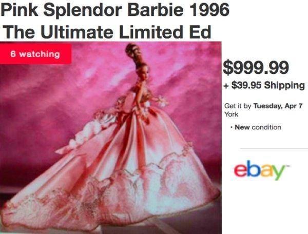 barbie esplendor