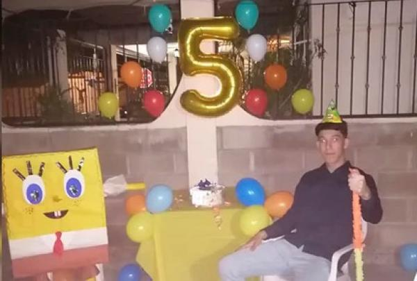 cumpleaños bob esponja