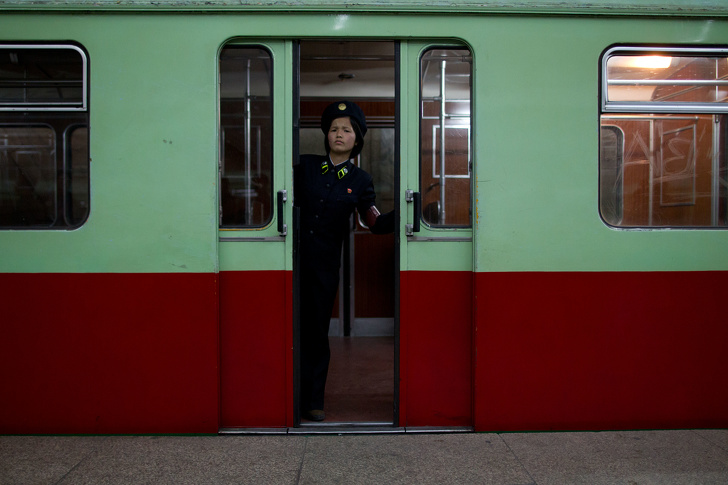 metro corea del norte