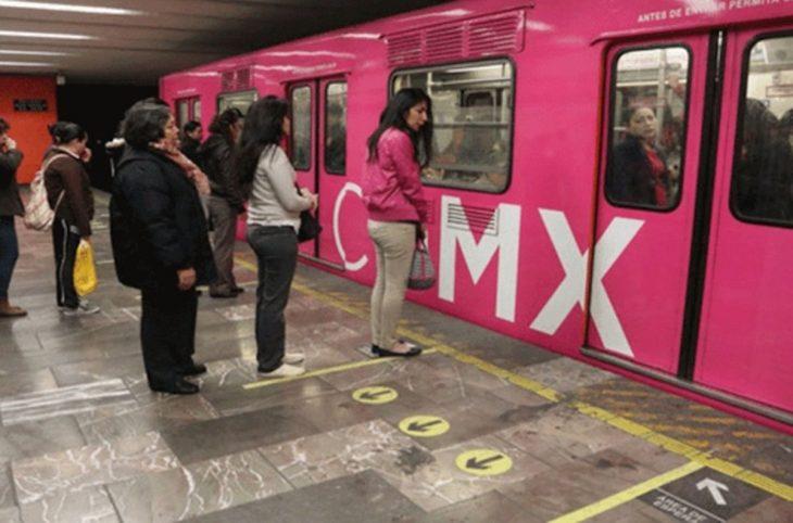 vagon mujeres metro