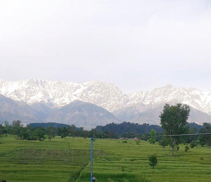 Himalaya contaminación