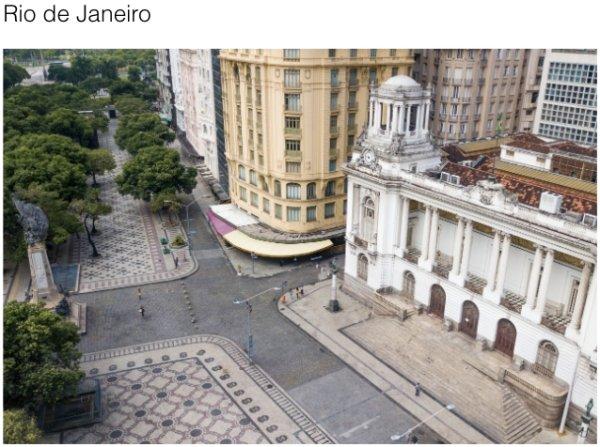 ciudades fantasma cuarentena
