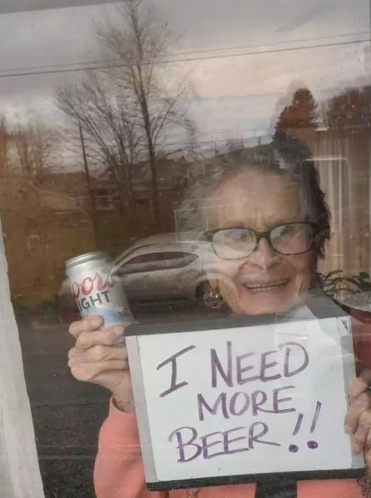 cerveza de la abuela