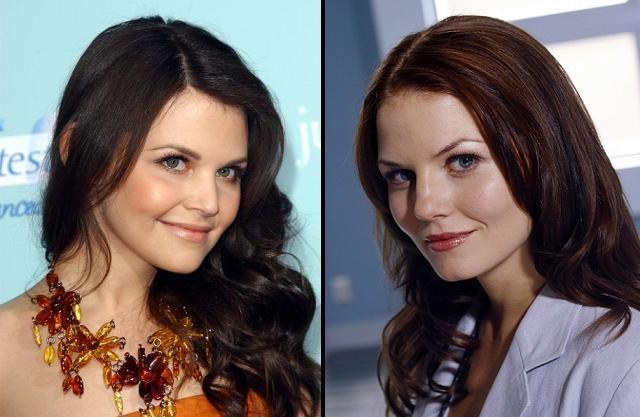 actrices idénticas