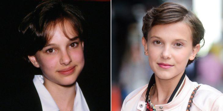 actrices que se parecen