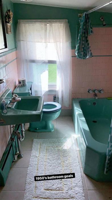 baños interesantes