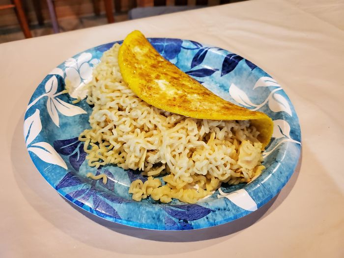 comida de cuarentena