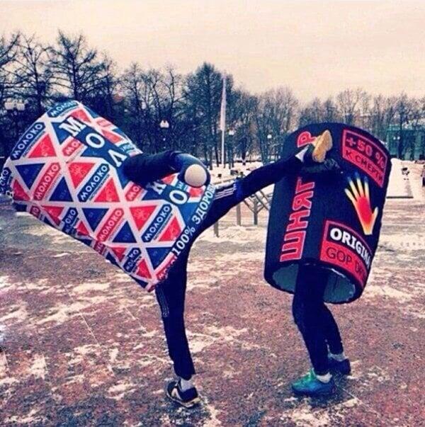 De rusia con amor