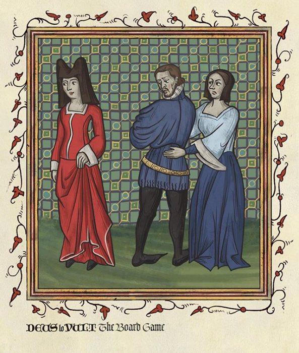 memes medievales