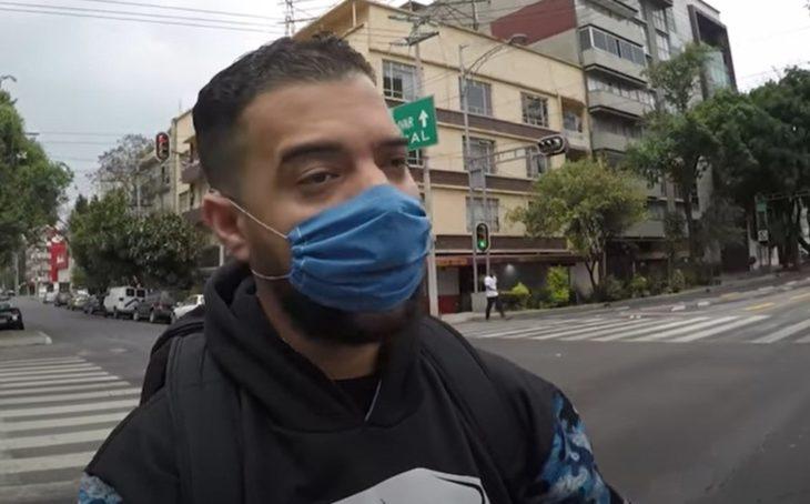 youtuber coronavirus