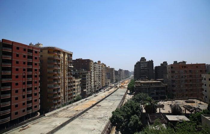 Carretera de Egipto