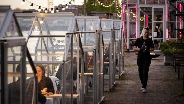 Cabinas amsterdam
