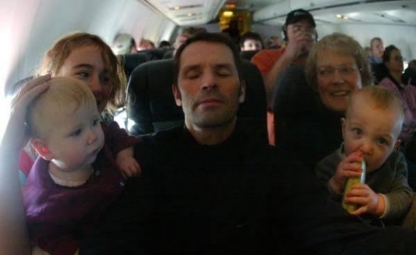Asiento del avión