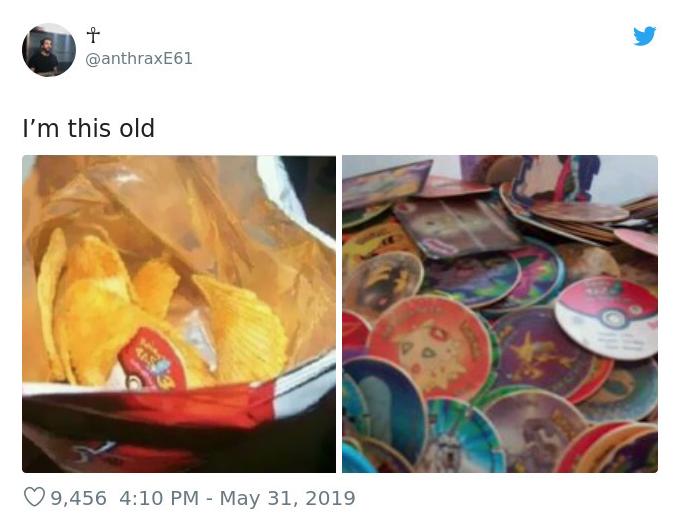 soy así de viejo