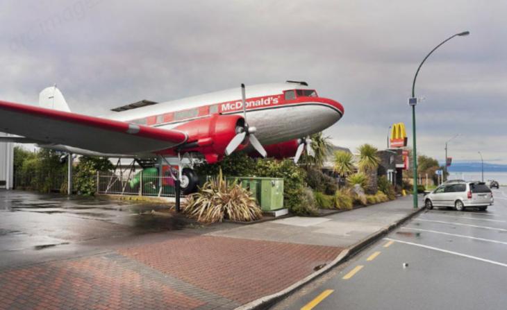 McDonald's Nueva Zelanda
