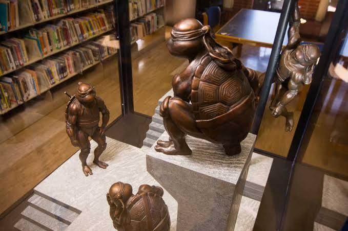 Universidad tortugas ninja