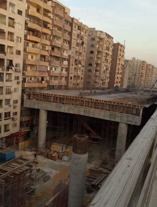 Carretera egipto