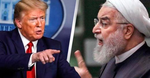 Iran emite orden de arresto contra trump