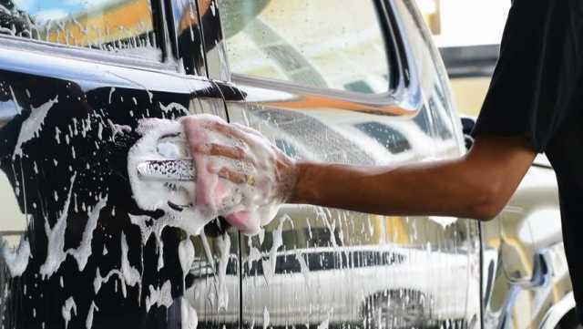 Lavado detallado de autos