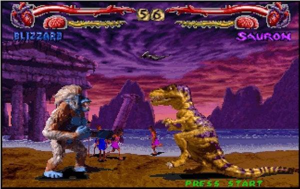 Primal Rage (1994)