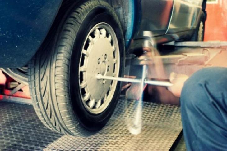 Rotar los neumáticos