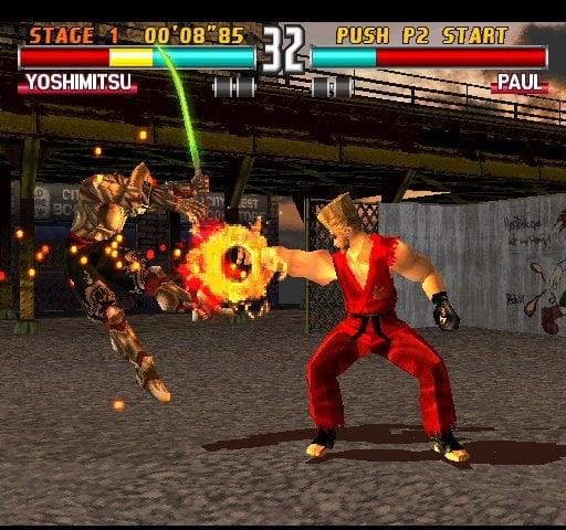 Tekken 3 (1997)