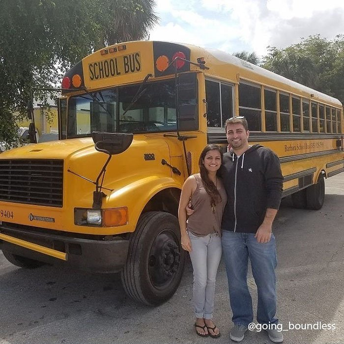 casa de autobuses