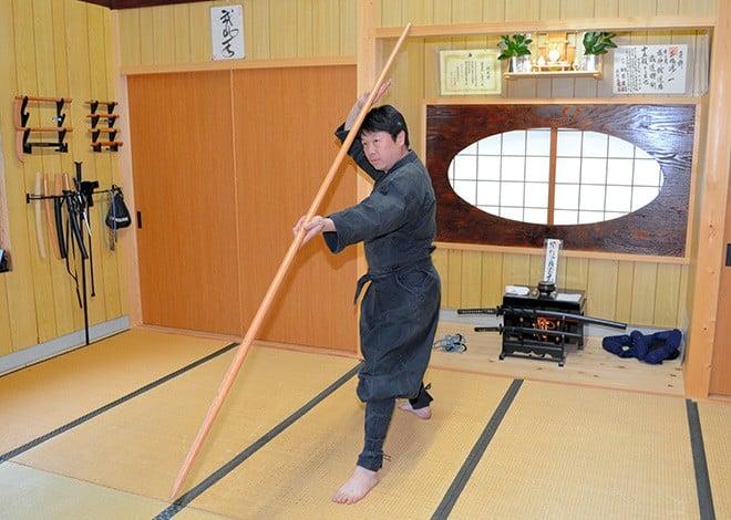 graduado ninja