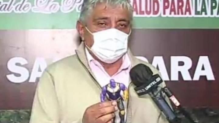 ministro bolivia