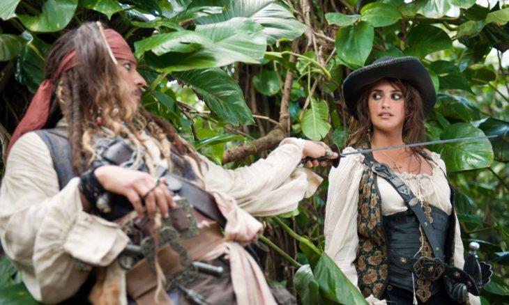 Piratas del Caribe 4: Navegando en Aguas Misteriosas