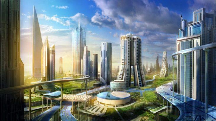 ciudad utopica