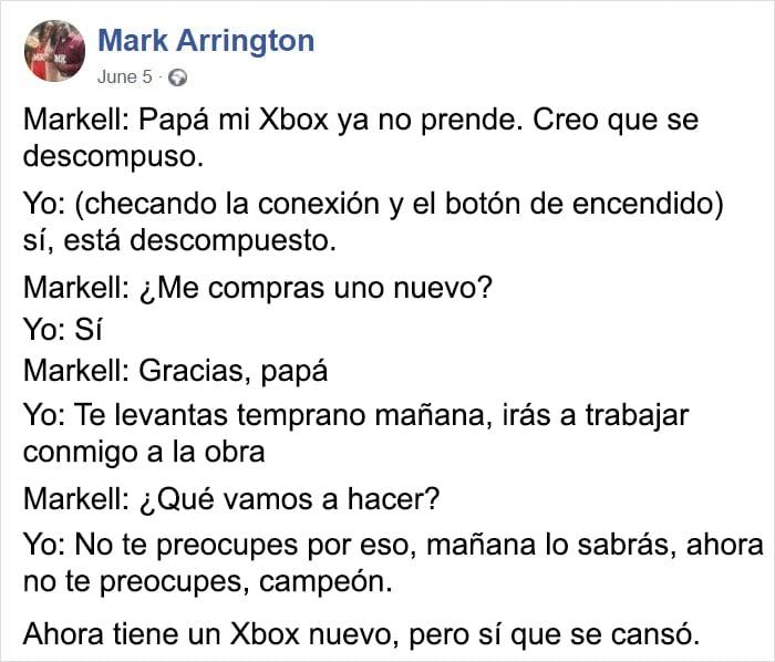 papá xbox