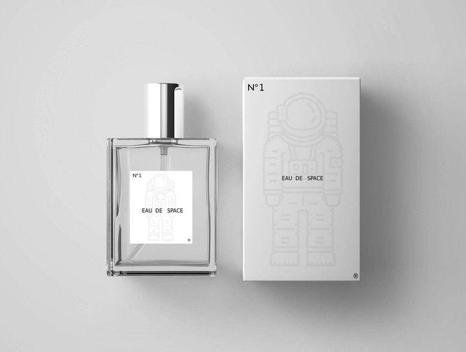 perfume nasa