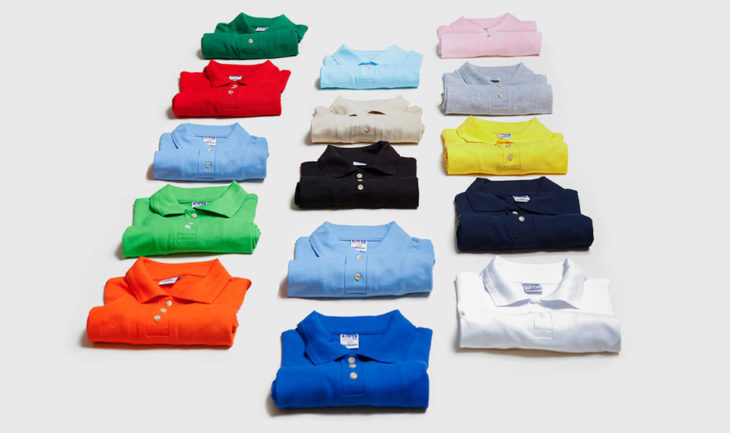 playera polo