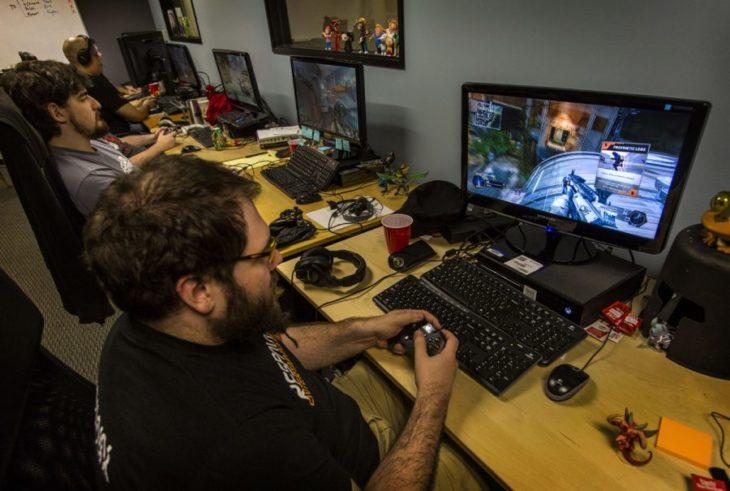 videogame taster