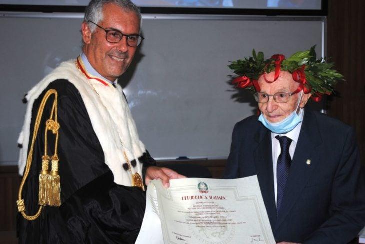 abuelito se gradua