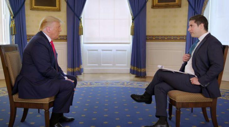 entrevista con donald