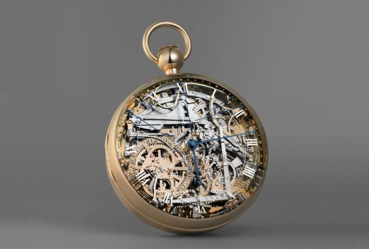 reloj caro