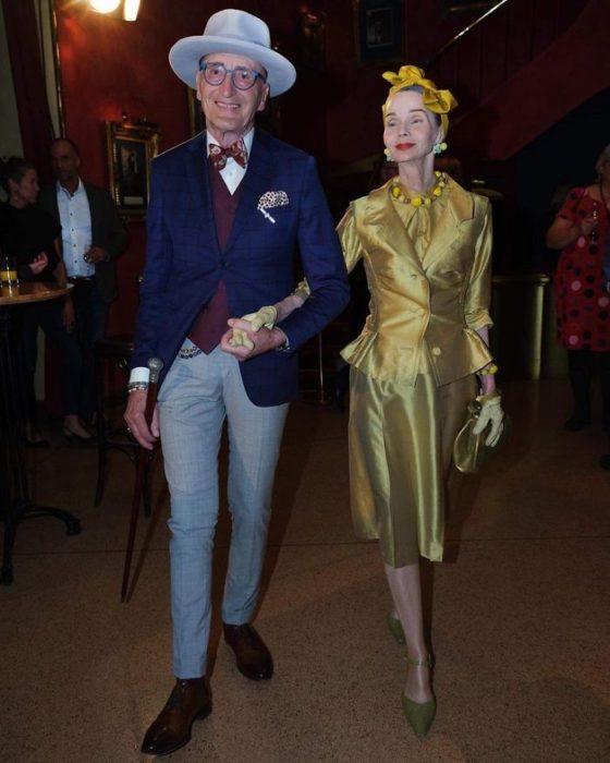 abuelos fashionistas