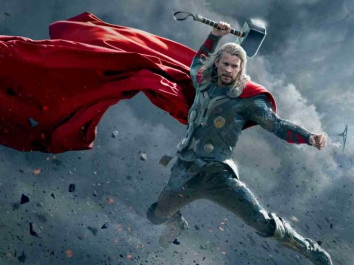 thor 730x547 Chirs Hemsworth revela que seguirá siendo #Thor y 'Love and Thunder' no será el final #MARVEL