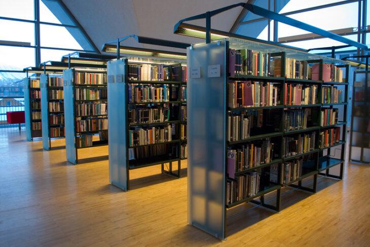 biblioteca noruega