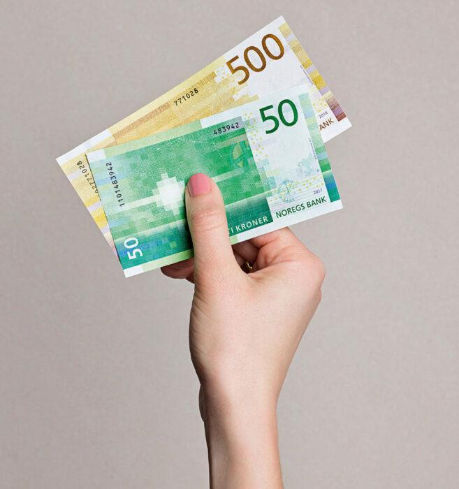 Billetes noruegos